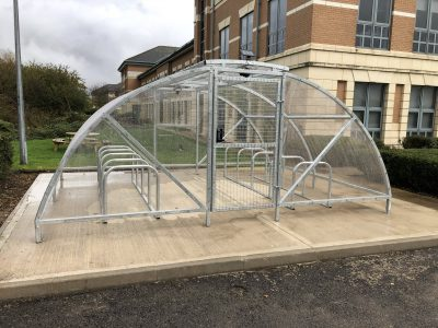 Head Office Bike Shelters