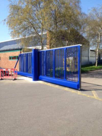 Sliding Gate & Perimeter Security