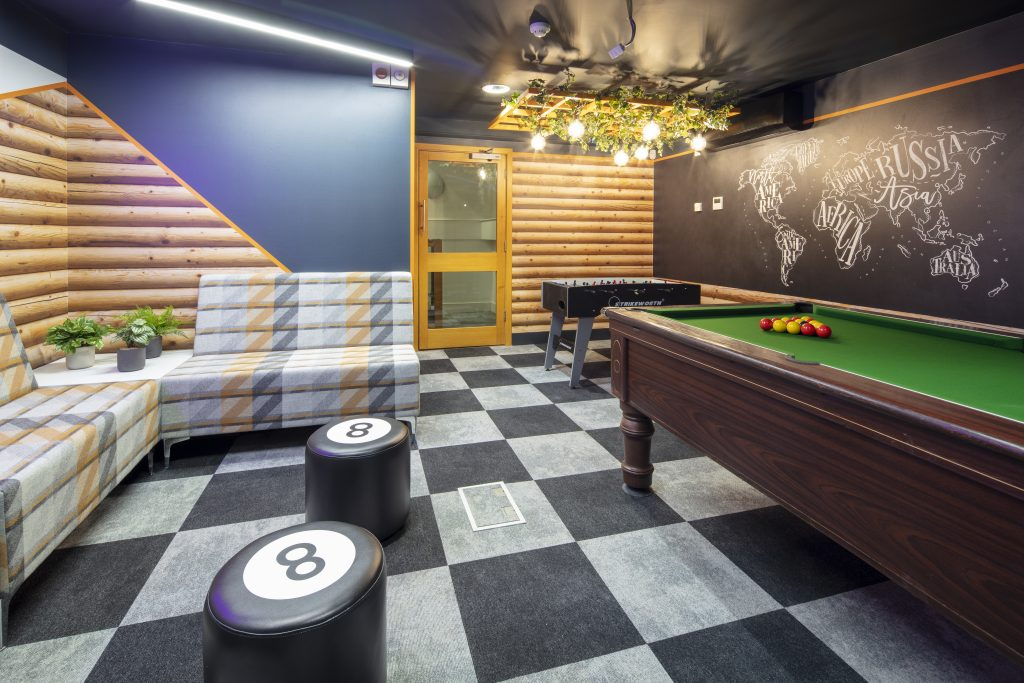 DigiHaul office fit out