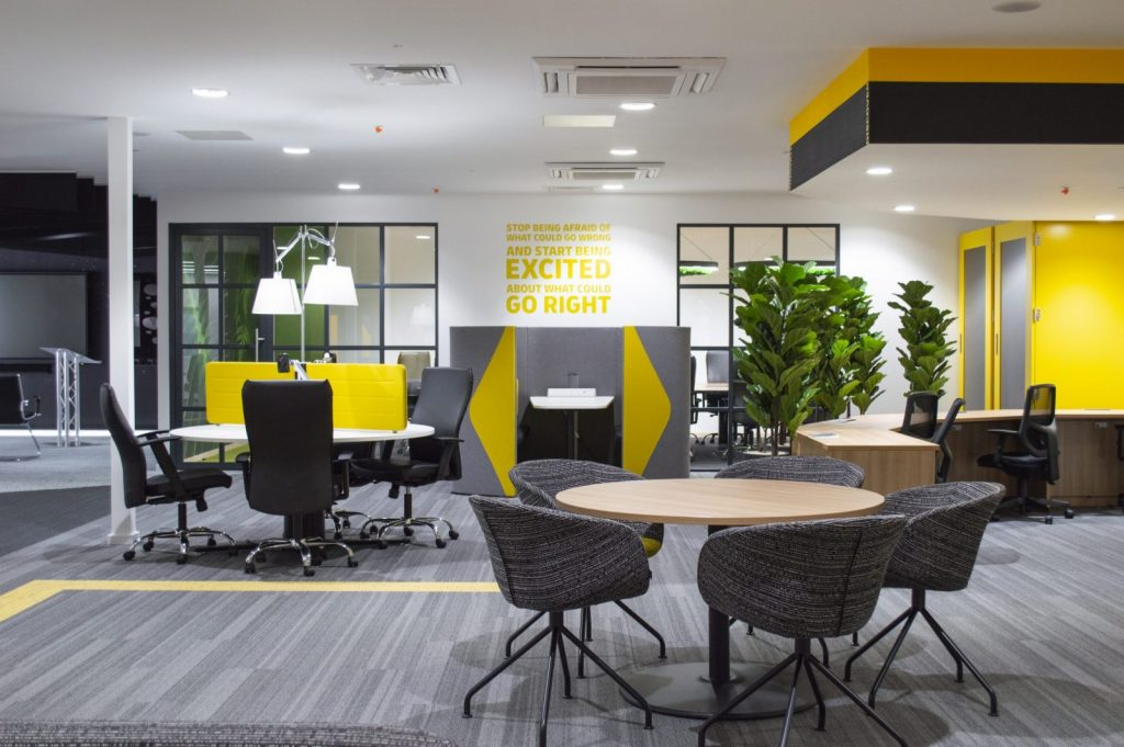 how to design an inclusive workplace